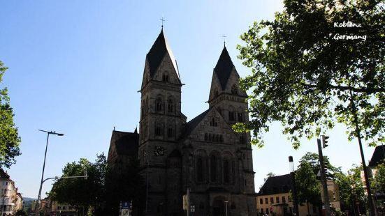 科布倫茨 赫茨耶穌教堂