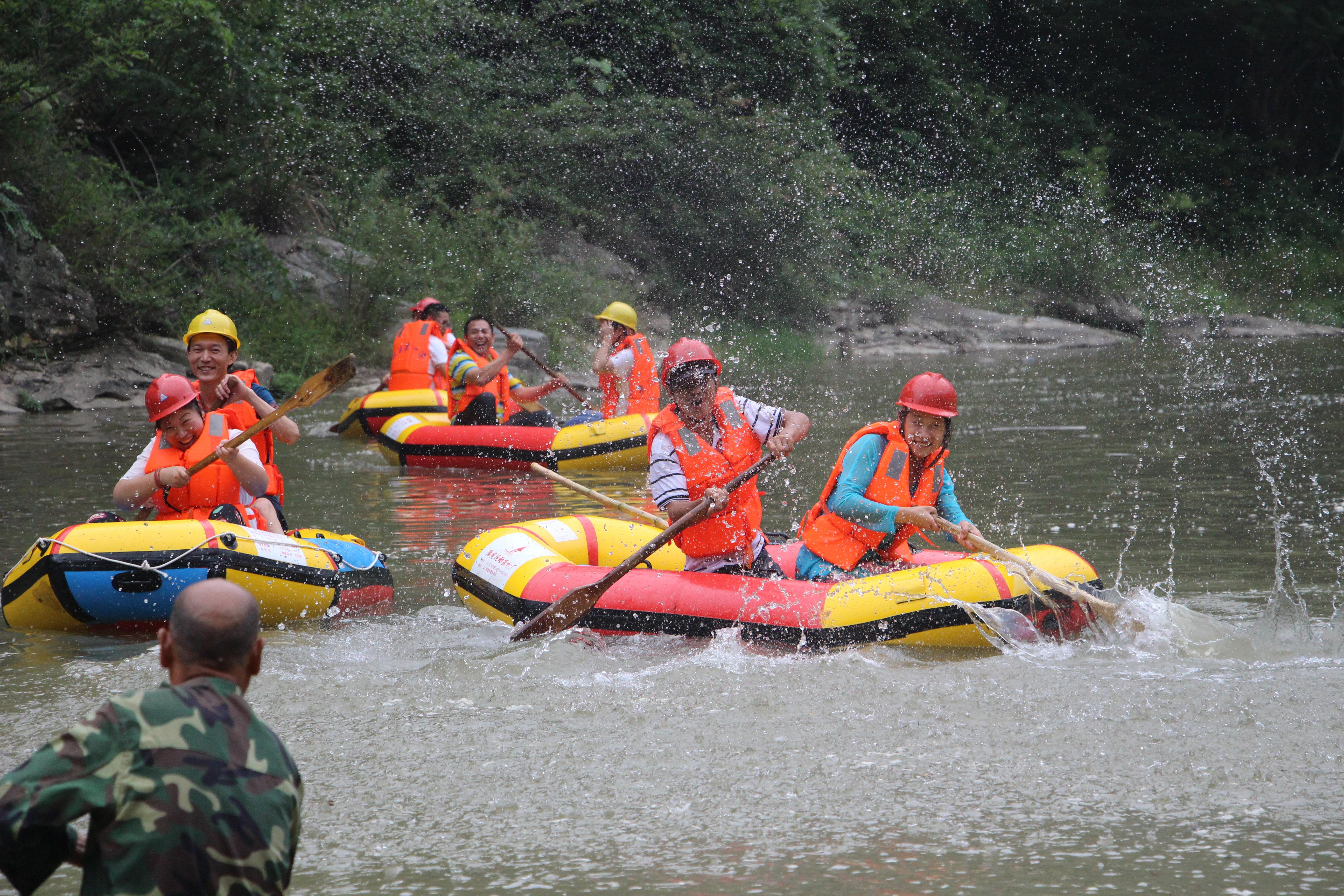 Wudangxian Mountain Drifting