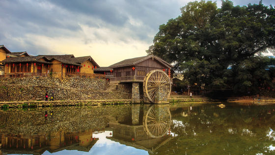 Hakka Tulou Private Day Tour of Yunshuiyao Ancient Village and Hekeng Tulou from Xiamen