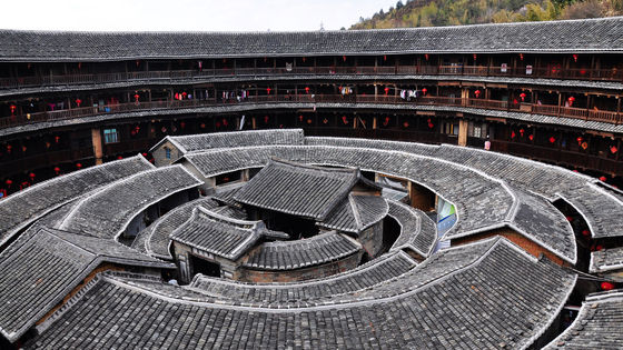 Private Day Tour to Yongding Tulou from Xiamen