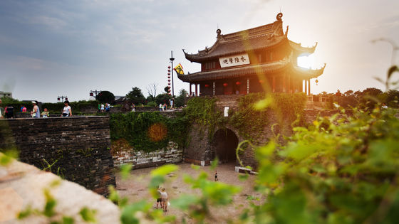 Suzhou Pan Gate Ticket