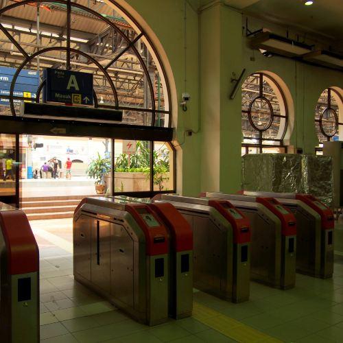 吉隆玻火車總站