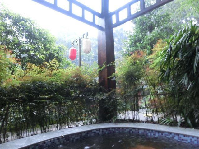 Emei Mountain Guanling Forest Hot Spring