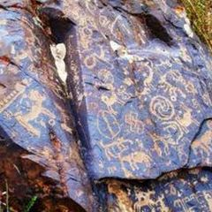 Lushan Rock Painting User Photo