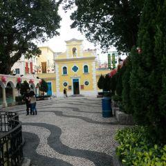 성 프란시스 자비에르 성당 여행 사진