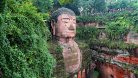 Architecture in Leshan