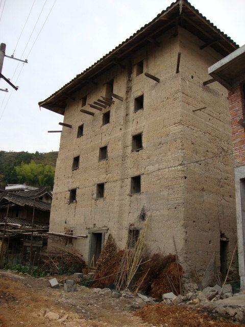마오주위안 옛 촌락