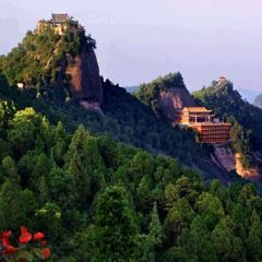 Xiang Mountain Sceneic Area User Photo
