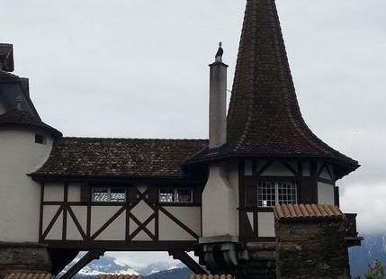 """与其花很多时间参观这些内部展览""""大杂烩""""式的城堡,还真不如多"""