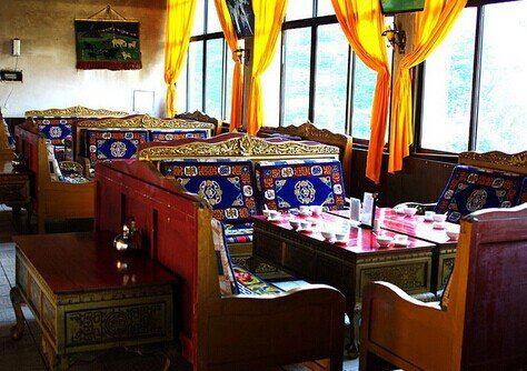 古如朗傑藏餐館