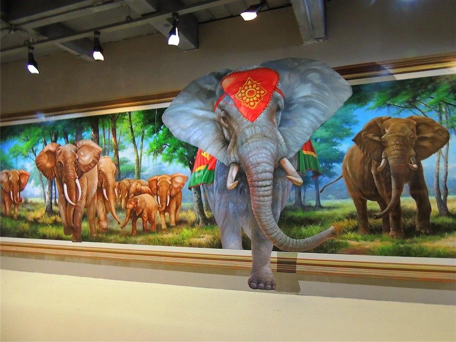파타야 아트인 파라다이스 3D 입체박물관 입장권