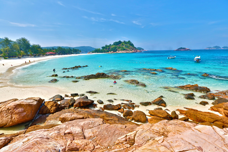 馬來西亞瓜拉丁加奴熱浪島拉古娜度假村一日遊(往返船+接送機+浮潛+餐)