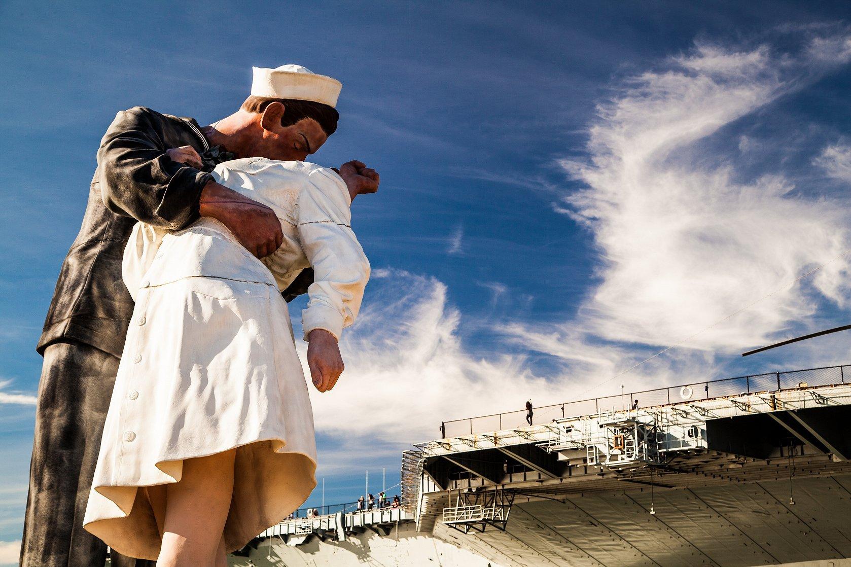聖地亞哥中途島號航空母艦博物館門票(無需排隊)