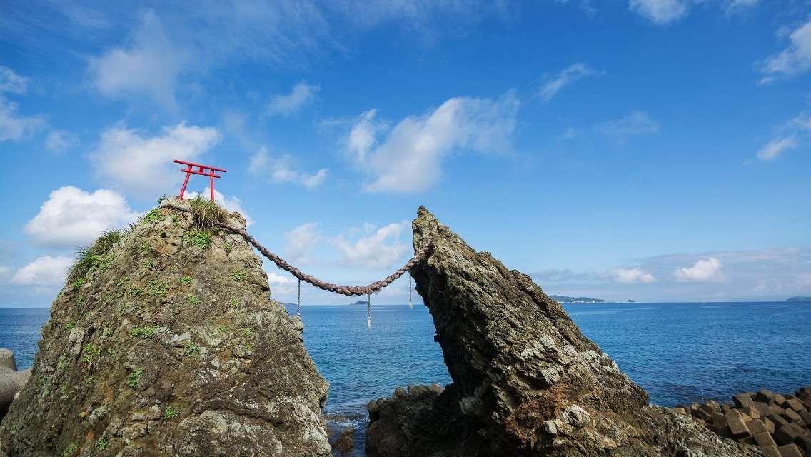 伊勢夫婦岩石互動水族館及海島樂園門票