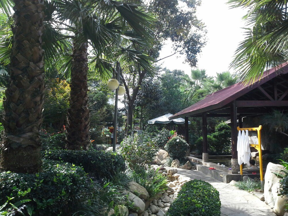 Qilin Hot Spring Spa