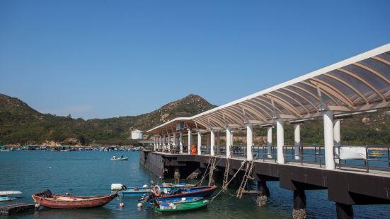 Sok Kwu Wan Ferry Pier