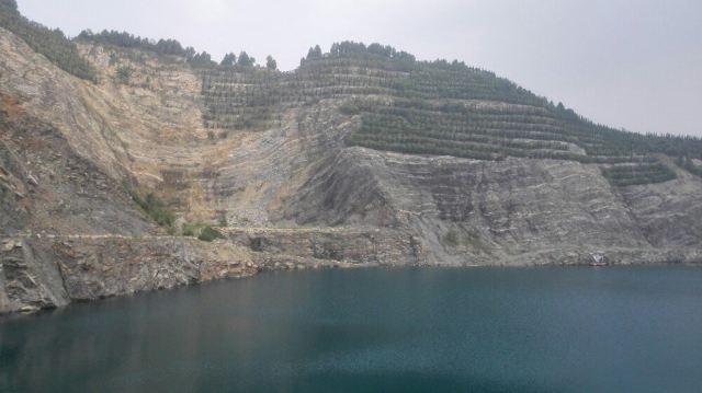 Xuyi Xiangshan National Mine Park