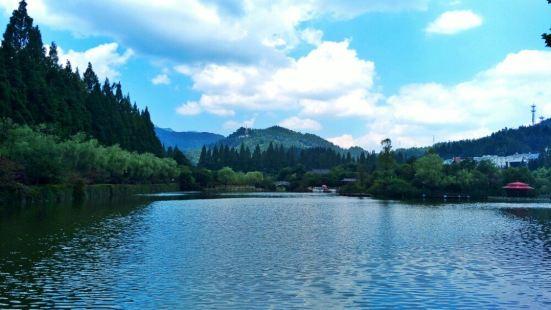 挹翠湖公園