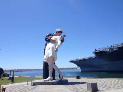 中途島號航空母艦博物館