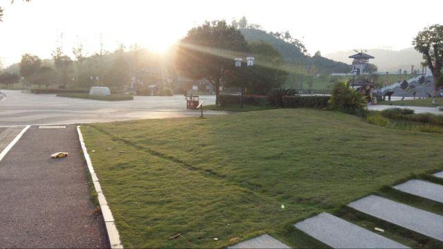 神女湖風景區