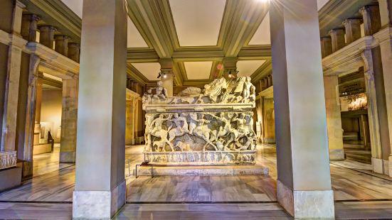 伊斯坦布爾考古博物館
