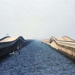 Lake Pontchartrain Causeway User Photo