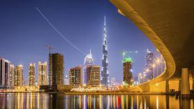 迪拜行政區展館展覽