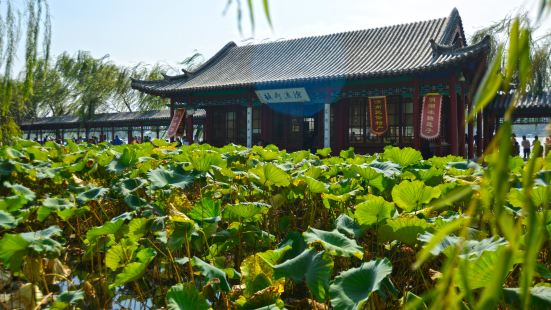 Xiaocanglang Pavilion