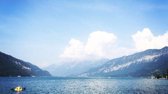 图恩,美,学了这么多形容词,到头来还是只有一个美字,图恩湖被