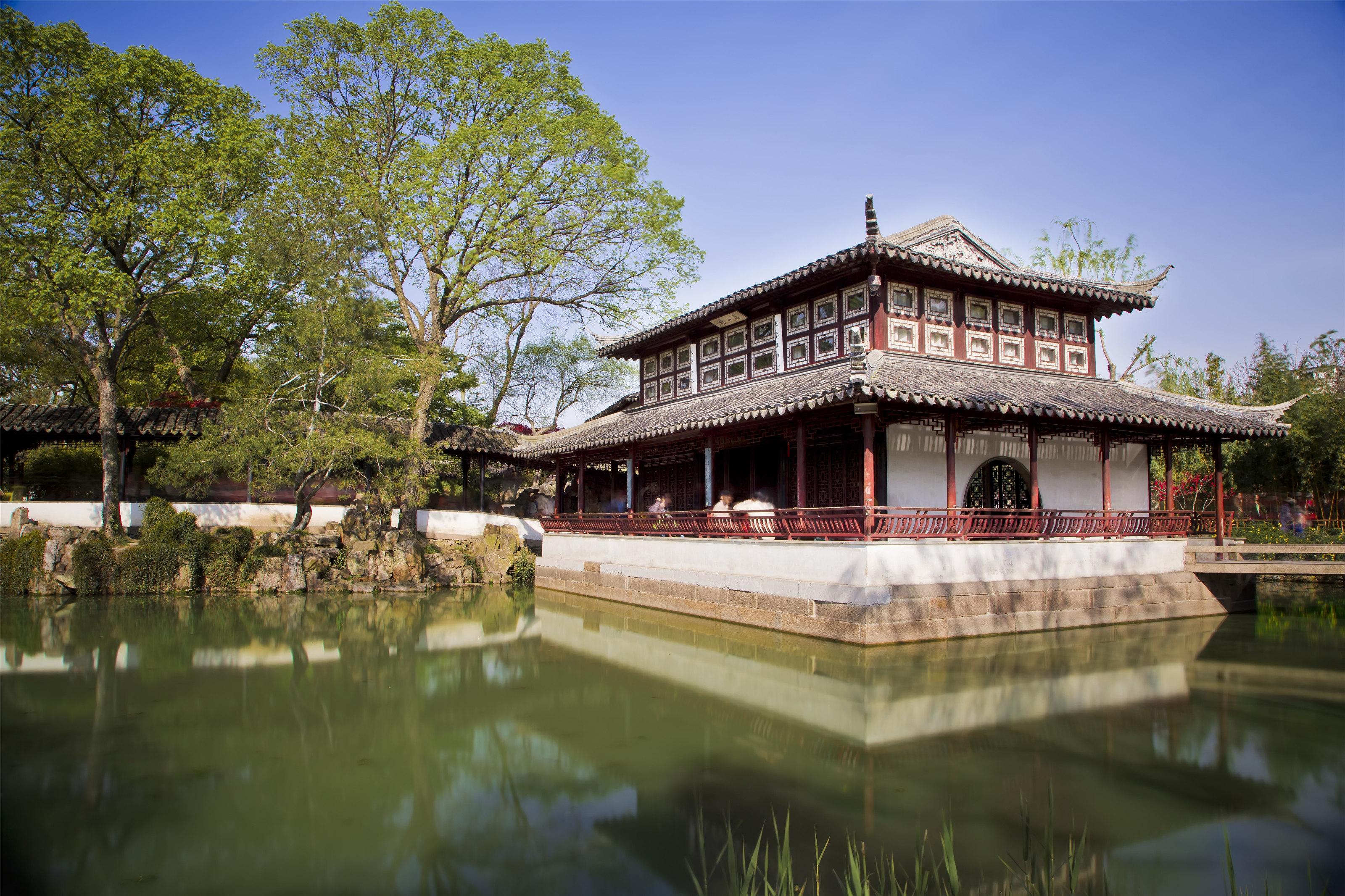 蘇州拙政園+寒山寺+周莊一日遊(杭州出發)