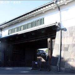 舊黑田藩藏屋敷長屋門用戶圖片