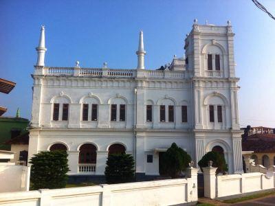 Fort Meeran Jumma Masjid