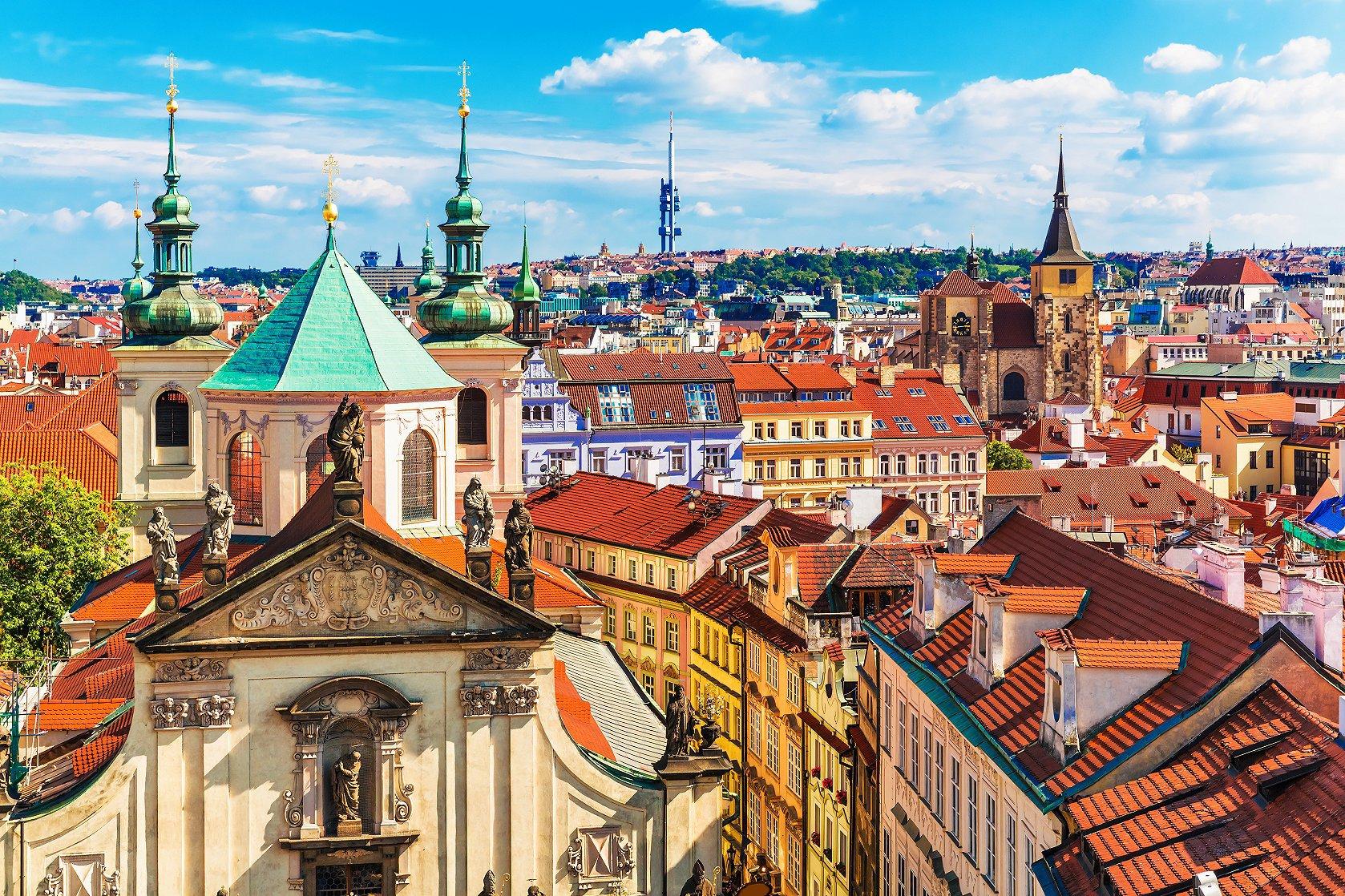 Prague Castle 2.5-hour tour with admission ticket
