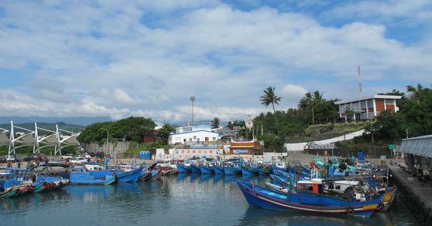 Fugang Pier