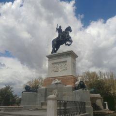 오리엔테 광장 여행 사진