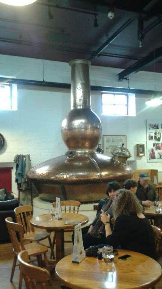 Old Bushmills Distillery