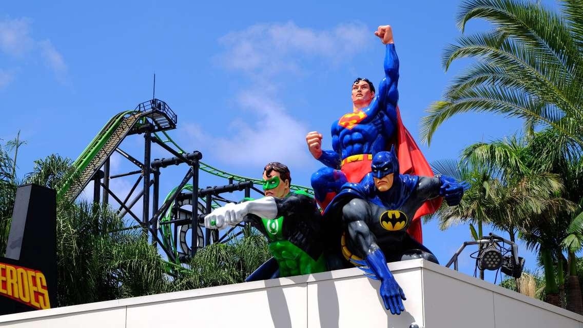 Warner Bros. Movie World Admission Ticket