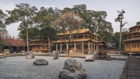 Architecture in Pengzhou