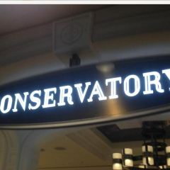Conservatory User Photo