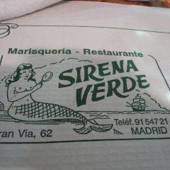 La Sirena Verde User Photo