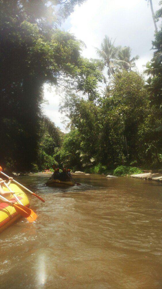 Ayung River Rafting