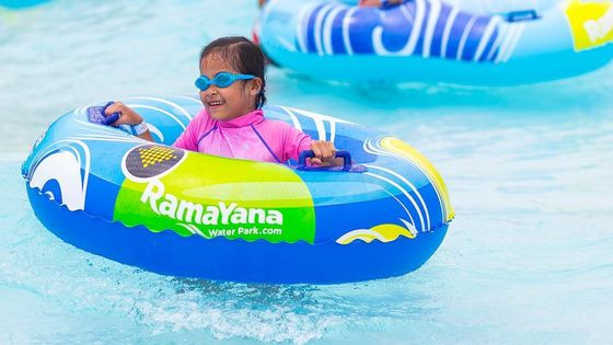 芭提雅羅摩衍那水上樂園 Ramayana Water Park 門票(可選接送)