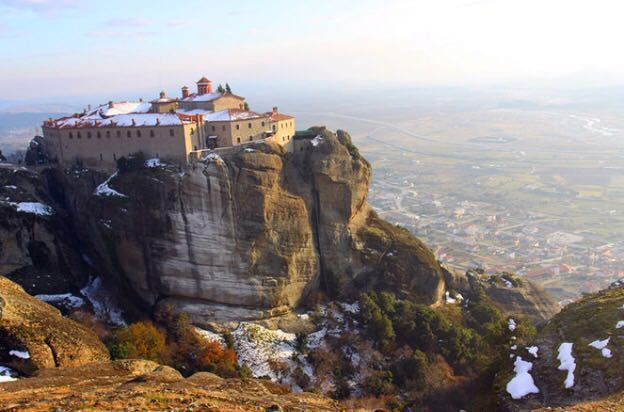 Agios Stefanos修道院