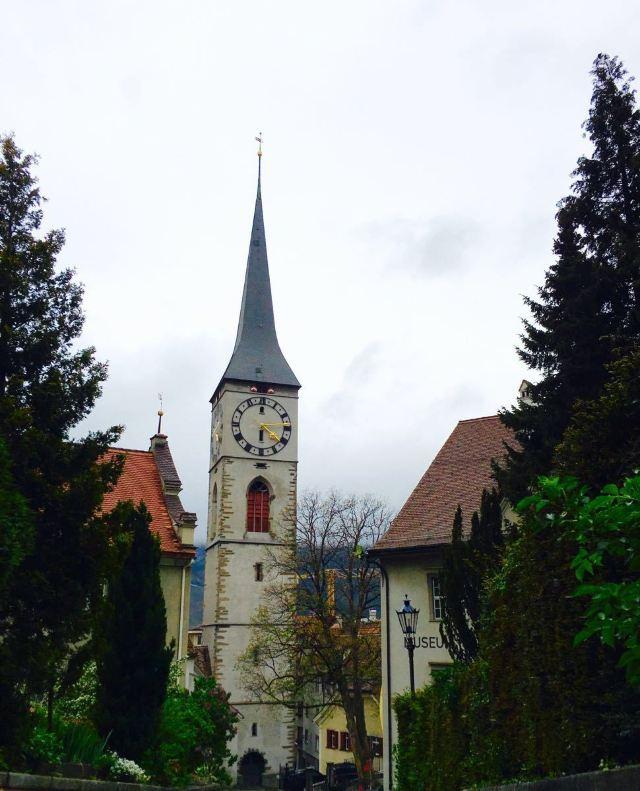 庫爾聖馬丁教堂