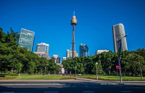 悉尼塔觀景台門票