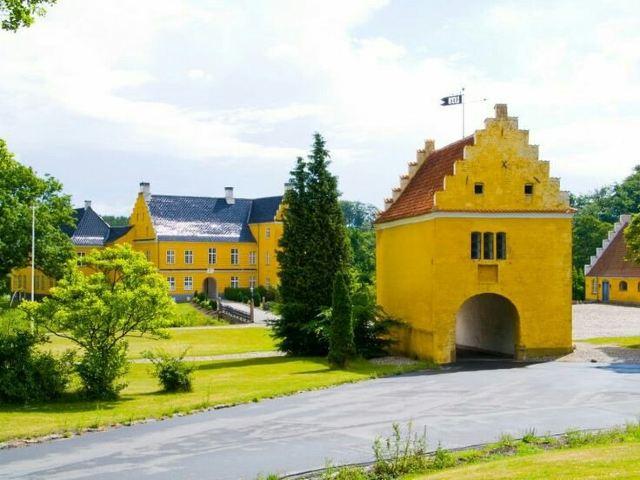 Lykkesholm Castle