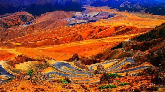 烏魯木齊天山大峽谷