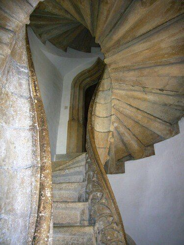 雙重螺旋樓梯