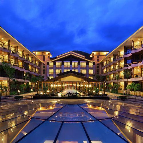 西昌邛海灣柏樾酒店