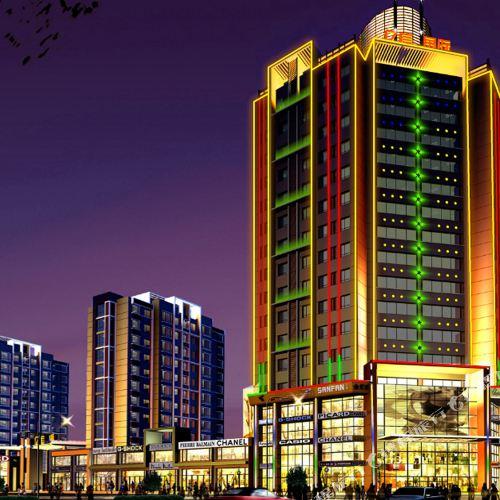 烏海億信國際酒店